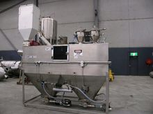 Vacuum Transfer Hopper, 2800mm