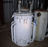 100 kVA Colt Pole-Mount Transfo