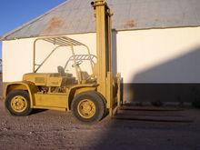 20,000 lb. Yale Forklift; Pneum