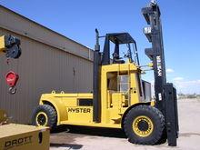 62,000 lb. Hyster Model H620B F