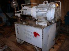 7.5 HP Oilgear Hydraulic System