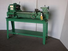 "12"" x 36"" JET Toolroom Lathe"