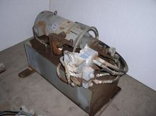 10 HP Double A Hydraulic Power