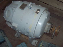 15 HP Reliance DC Motor