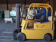 Used 8,000 lb. Hyste