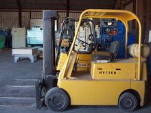 8,000 lb. Hyster Model S80B For