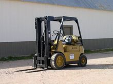 Used 4,000 lb Hyster