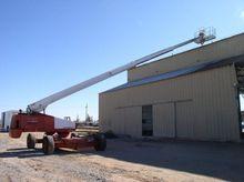 80 foot SNORKEL TB-A80RD Aerial