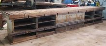 Cast Iron T-Slotted Work Table