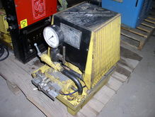 Enerpac E0E1555 Hydraulic Unit