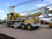 80 Ton P & H Model 775A-TC Truc