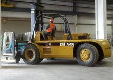 36, 000 lb. Caterpillar AM36 Fo