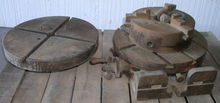 """15"""" Rotary Table w/ 3 Jaw Unive"""