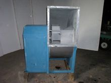 Twin City 3 Phase Blower; Size