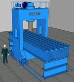 450 Ton Verson Hydraulic Straig