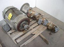 Used 50 HP Hydraulic