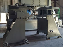 660 Ton Horizontal Wheel Press