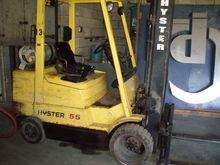 Used 5,500 lb. HYSTE