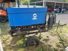 Used Welder Generator for sale  Miller equipment & more