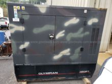 Used Olympian Generator Sets for sale | Machinio