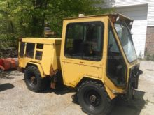 Used Sidewalk Plow for sale  Trackless equipment & more