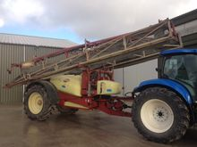 2004 HARDI TWIN FORCE SPUITMACH