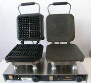 Used Double waffle m