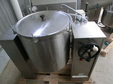 Used Kettle Metos Vi