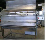 Tree cake baking equipment BSA