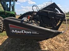 Used 2010 MacDon in