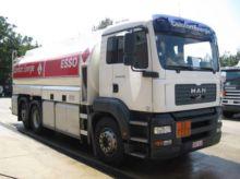2007 MAN Tankwagen