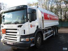 2009 Scania Tank truck