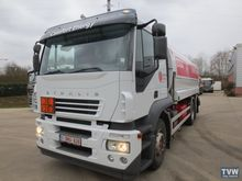 2004 Iveco Tank truck