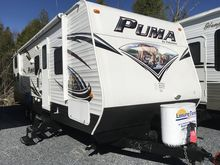 2014 Palomino Puma Travel Trail