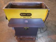 Burr King Model 45 Vibratory Pa