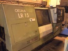 Okuma LR-15 4-Axis CNC Turning