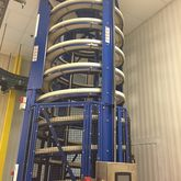 VERTICAL SPIRAL CONVEYOR