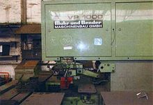 1991 Muhr und Bender Mubea VP 1