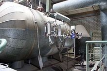 2007 Steam Boiler with Steam Tu