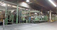 1991 Carpet Coating Line Babcoc