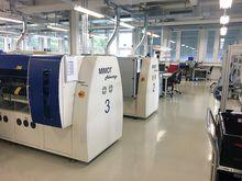 SMT Assembly Line MIMOT, Ekra,