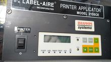 Label-Aire Model 2138CE Printer