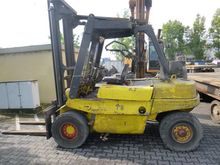 1991 Linde H80D