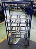 Supply Shelves for KLT boxes wi