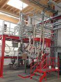 Quartz Sand Storage and Dosing