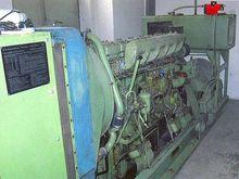 Power Generator 270kVA Mercedes