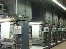 1986 Wallpaper printing machine