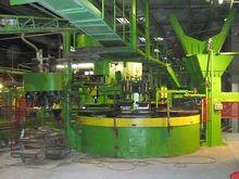 1996 Concrete Slab Press 1000t