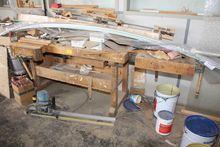 Carpentry planer bench # 74042