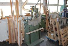 Chain milling machine HAFFNER S